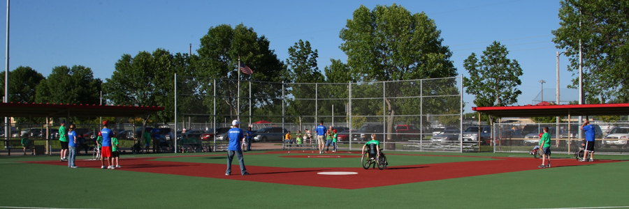 Miracle League Field Mankato