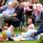 Songs on the Lawn in Mankato