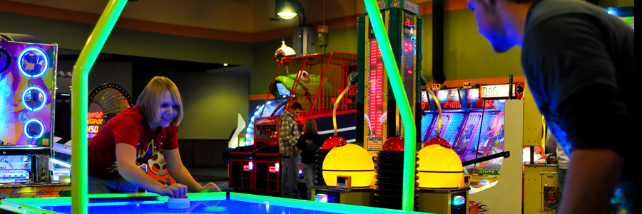 Mankato Wow Zone Arcade