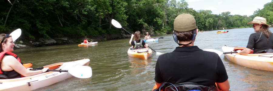 Mankato Kayaking