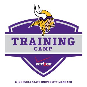Vikings Training Camp logo