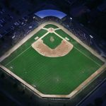 Franklin Rodgers Field Mankato Aerial