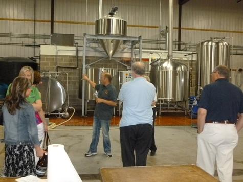 Mankato Brewery Tour