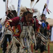 Mahkato Annual Traditional Pow-Wow Honoring the 38 Dakota