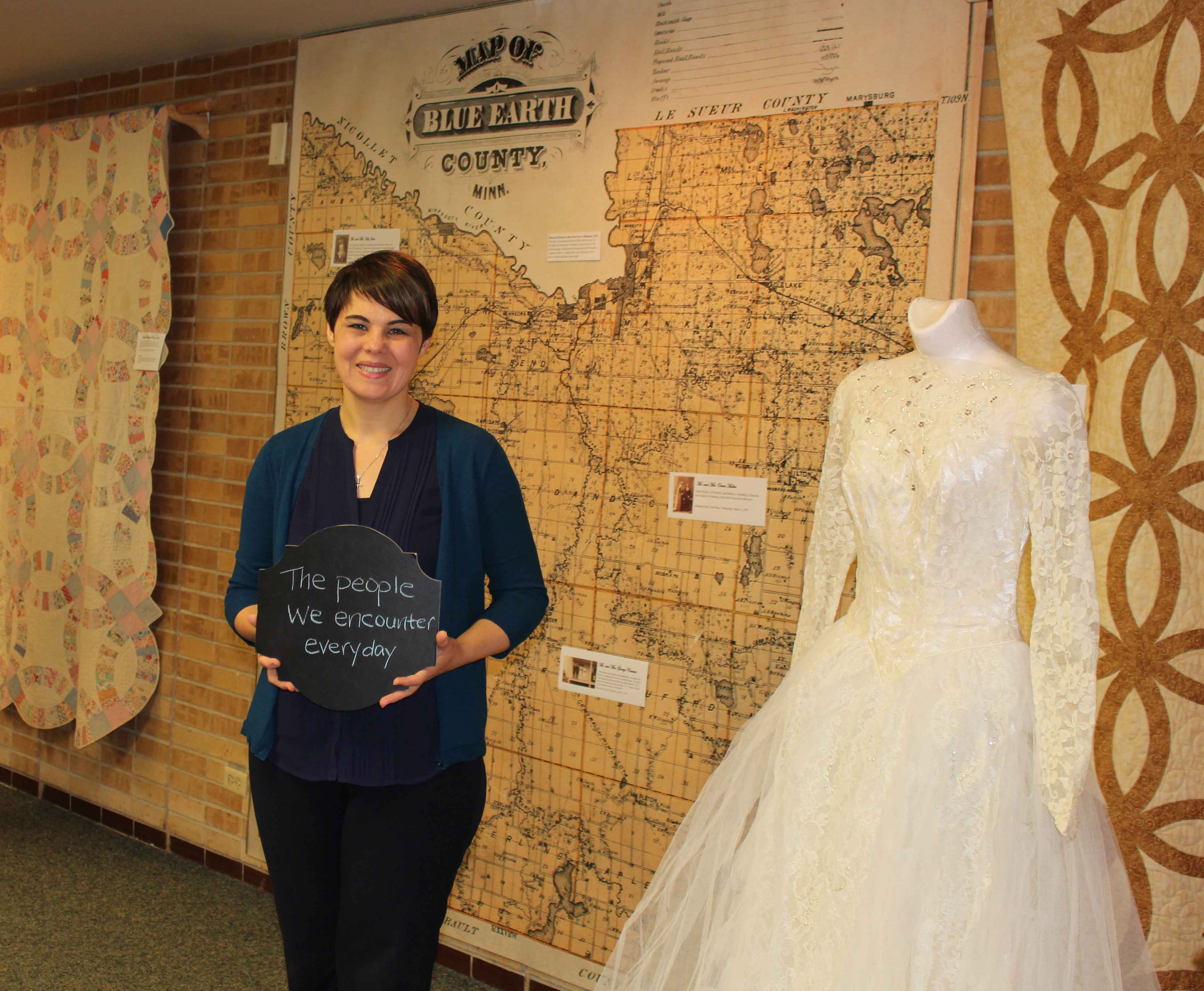 Jessica-Potter - Blue Earth County Historical Society