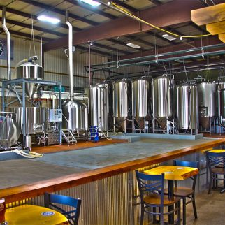 Mankato Brewery - photo credit Patrick Erdner