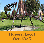 Gather in the GreenSeam theme weekend - Harvest Local