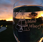 Gather in the GreenSeam - Indian Island Winery