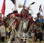 Gather in the GreenSeam - Pow Wow