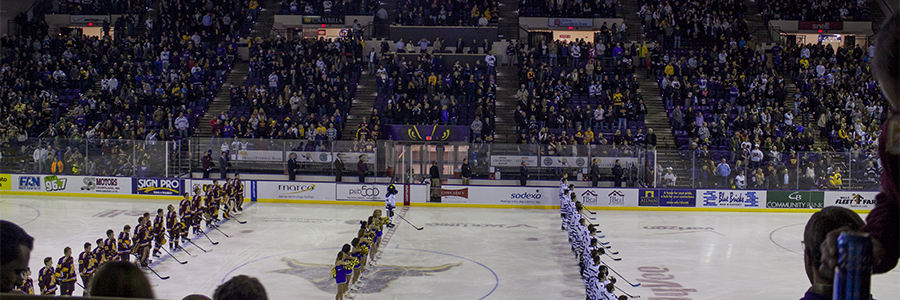 Minnesota State University Mankato Hockey at Verizon Center