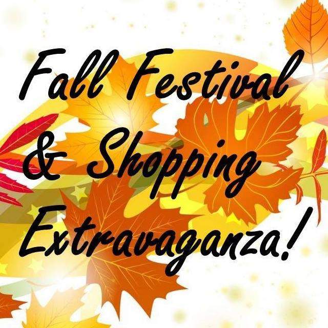Fall Festival & Shopping Extravaganza