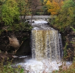 Minneopa Falls - Most Instagram-Worthy Spots in Mankato